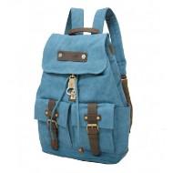 Cute canvas backpack for girls, bag backpacks