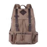 Large canvas rucksack, canvas backpacks for men
