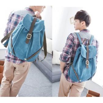 blue cheap backpack