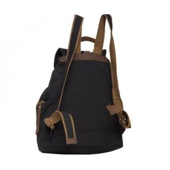 black cheap backpack