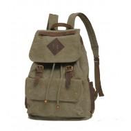 Girls canvas rucksacks, vintage backpack