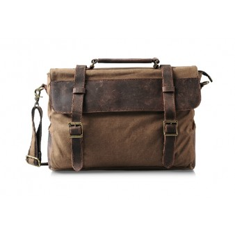 distressed canvas messenger bags