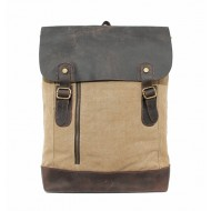 khaki Personalized backpack