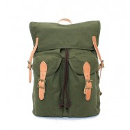 Weekend backpack, retro backpacks