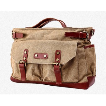 khaki Multifunction Travel Bags