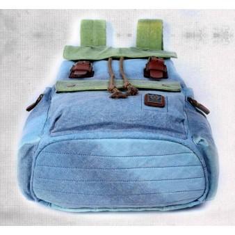 Girls Canvas Laptop Backpacks