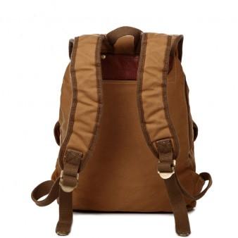 khaki Boys Stylish Drawstring Rucksack On Sale