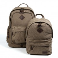 khaki Designs Large Canvas Backpacks
