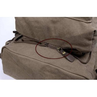 Designs Canvas Backpacks