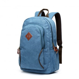 blue Netbook Backpack