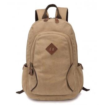 khaki Quality Daypack