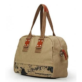 water resistant unique handbag
