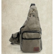 Womens shoulder bags, mens sling backpack