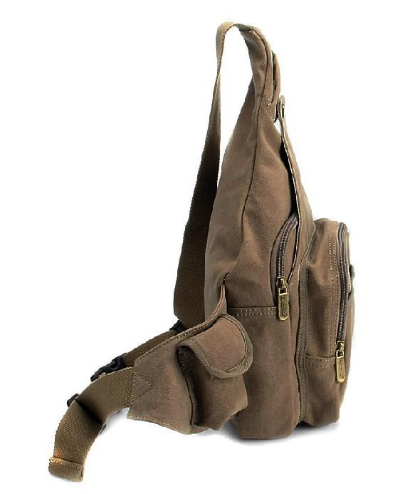 c160f8003187 ... sling backpack  canvas Womens shoulder bag ...