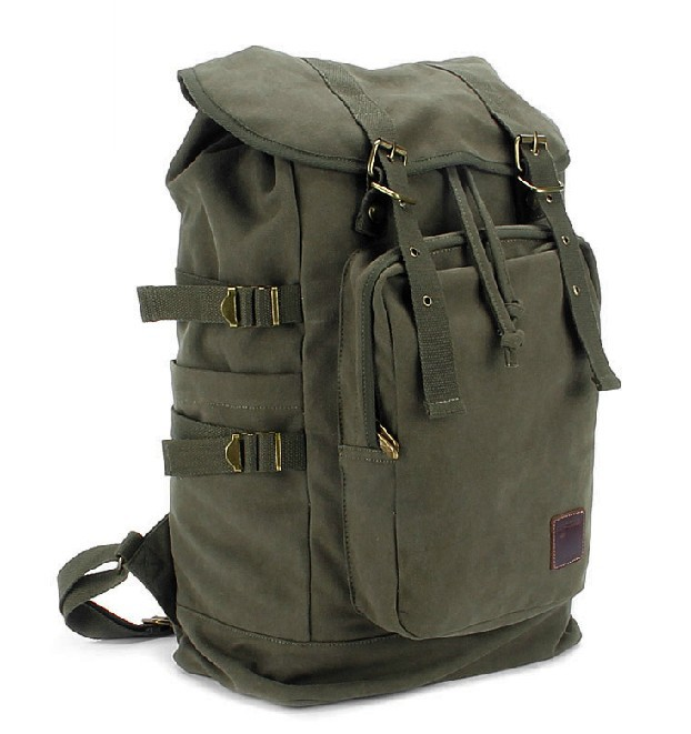 Laptop backpack, large backpack - UnusualBag