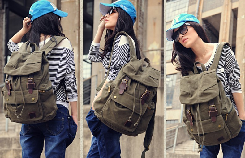 Army Laptop Backpack Crazy Backpacks