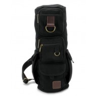 Travel sling bag, sling messenger bag