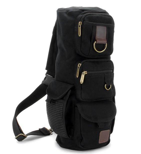 Travel sling bag, sling messenger bag - UnusualBag