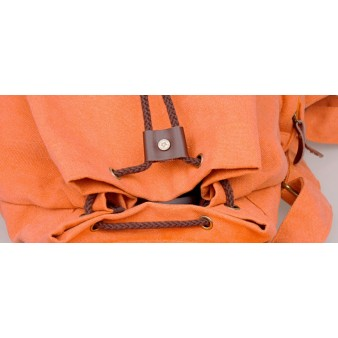 canvas trendy backpack