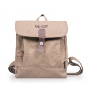 Ipad student backpack, recycled day pack