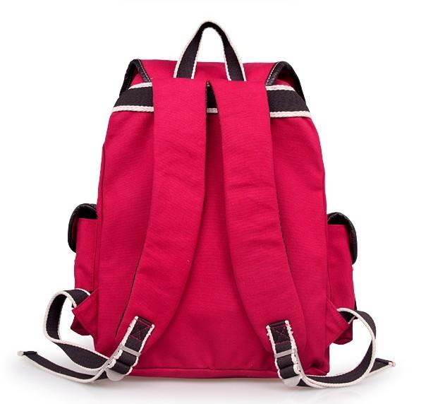 ... canvas Rucksack backpack  canvas funky backpacks ... edd364a72ad15