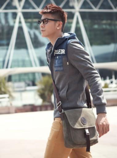 Messenger bags for men, small shoulder bag - UnusualBag