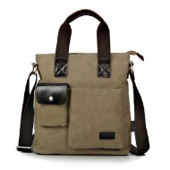 Organizer handbag, messenger bags for men canvas