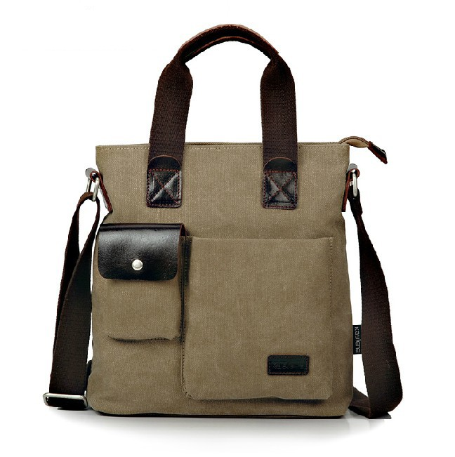 Organizer handbag messenger bags for men canvas unusualbag - Organizer purses and handbags ...