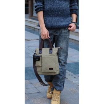canvas messenger bags for men canvas
