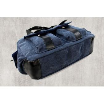 14 inch laptop bag blue